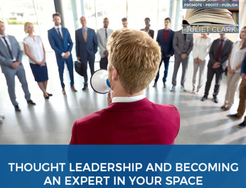 Thought Leadership And Becoming An Expert In Your Space with Mitchell Levy