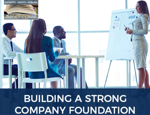 Building A Strong Company Foundation with Lauren Cohen
