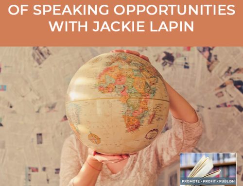 Navigating The World Of Speaking Opportunities with Jackie Lapin