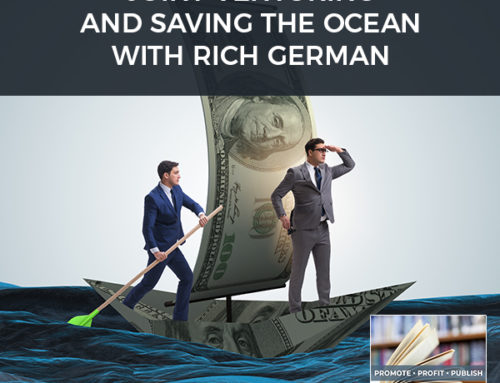 Joint Venturing And Saving The Ocean with Rich German