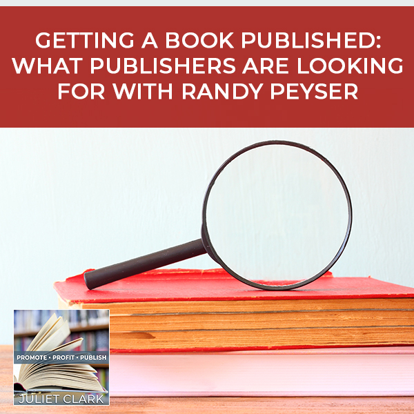 PRP 49 | Getting A Book Published
